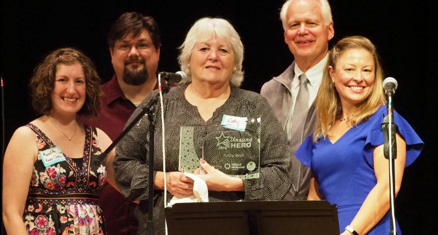 2018 Unsung Hero Awardee, Kathy Beck