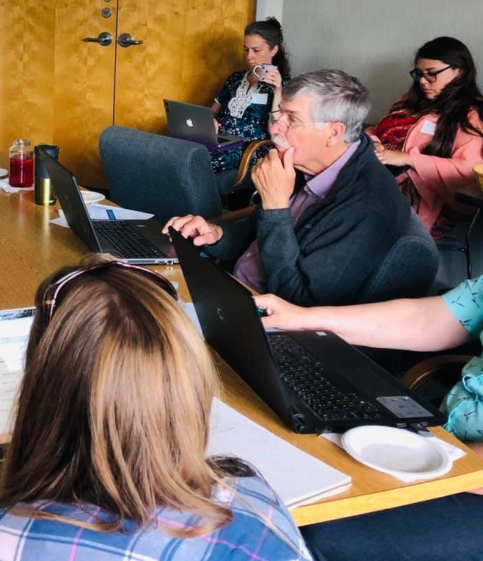 Attendees at UMC's 2019 Grantseeking workshop identified their best funding prospects using Foundation Directory Online, a database of 140,000 grantmakers and 9.5 million grants.